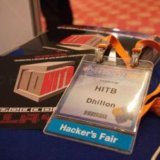 We were also given a FULL exhibition space despite the fact we only had stickers to give away! We love #CODEGATE! :)